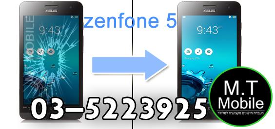 תיקון מסך zenfone 5